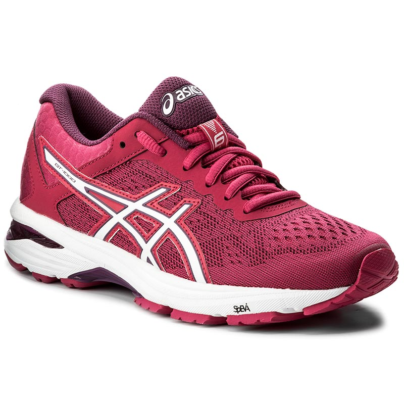 Buty ASICS - GT-1000 6 T7A9N  Cosmo Pink/White/Prune 2001