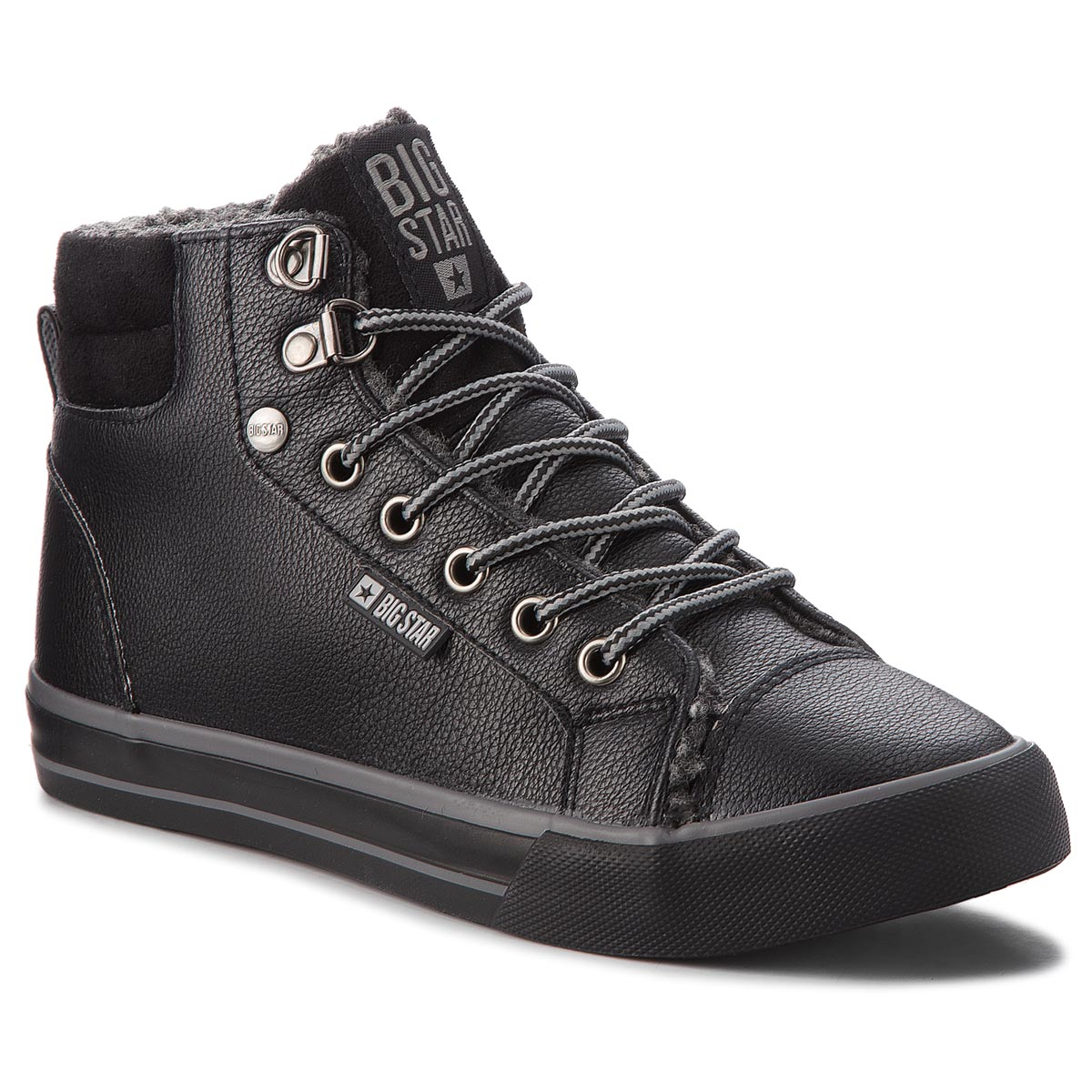 Sneakersy BIG STAR - BB274005 Black