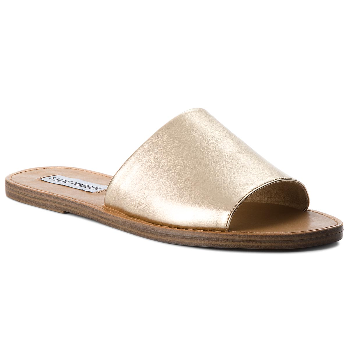 Klapki STEVE MADDEN - Grace Slipper 91000959-10001-15001 Gold