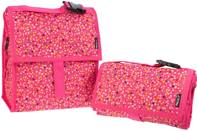 PACKiT Lunch Bag 4,4l Poppies (2000-0004)