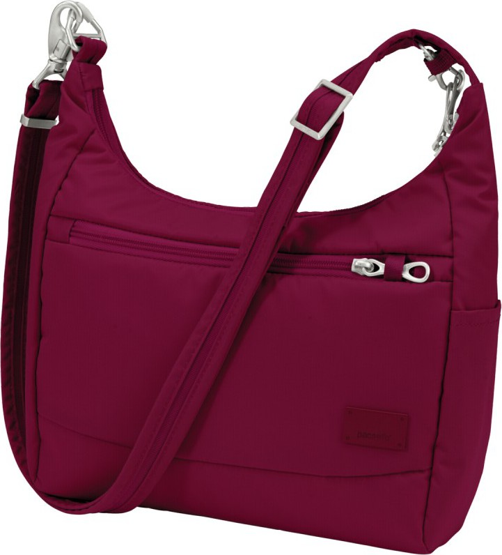 Pacsafe Citysafe CS100 Cranberry (20210310)