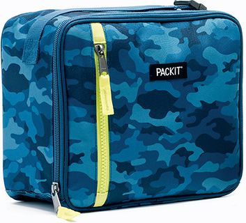 PACKiT Classic Lunch Box 4,5l Blue Camo (2000-0053)