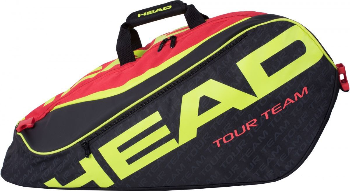 Head Torba tenisowa Head Extreme 12R Monstercombi czarno-czerwona (283216*BKRD)