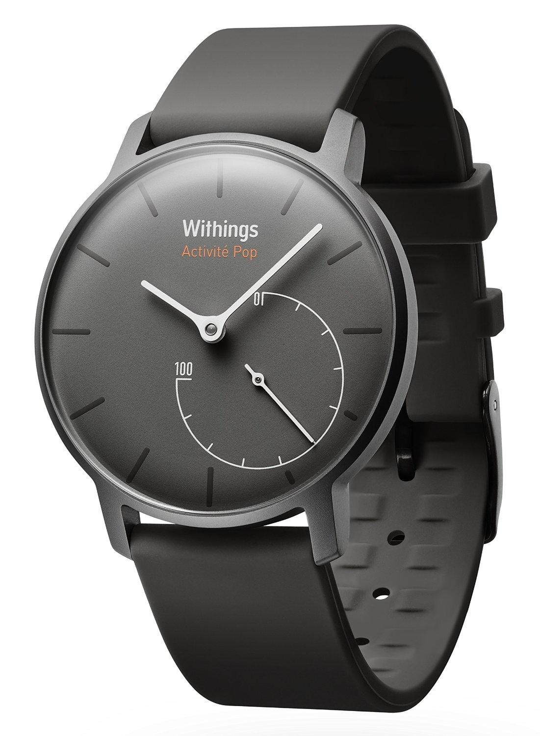 Withings Activité Pop, ciemnoszary (HWA01 POP Shark Grey)
