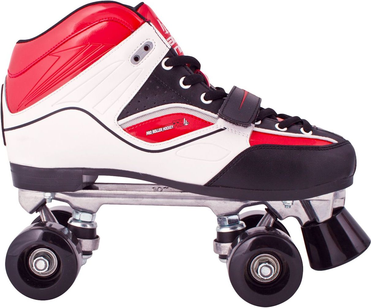 JACK LONDON Wrotki Pro Roller Hockey Senior 231533 rozmiar 42 - WIKR-1012189