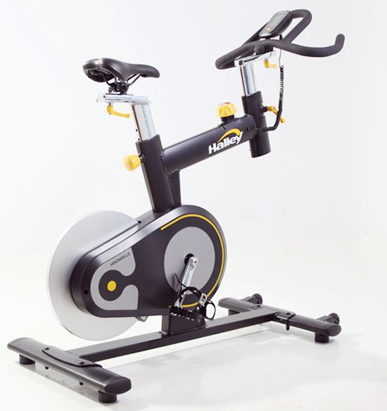 Halley Fitness Rower treningowy Hirondelle magnetyczny (A06152)