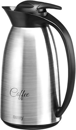 Camry Thermal Jug, 1l Stainless Steel (CR 6722 C)