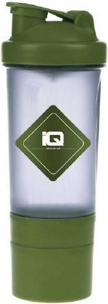 IQ Shaker KADAR SMOKY/PESTO 600ml
