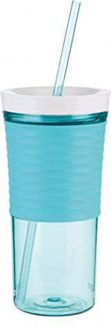 CONTIGO Shake and Go Single Wall Ocean Blue 540ml - 1000-0327