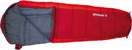 Frendo Bivouac 0 Sleeping Bag Red (301303)