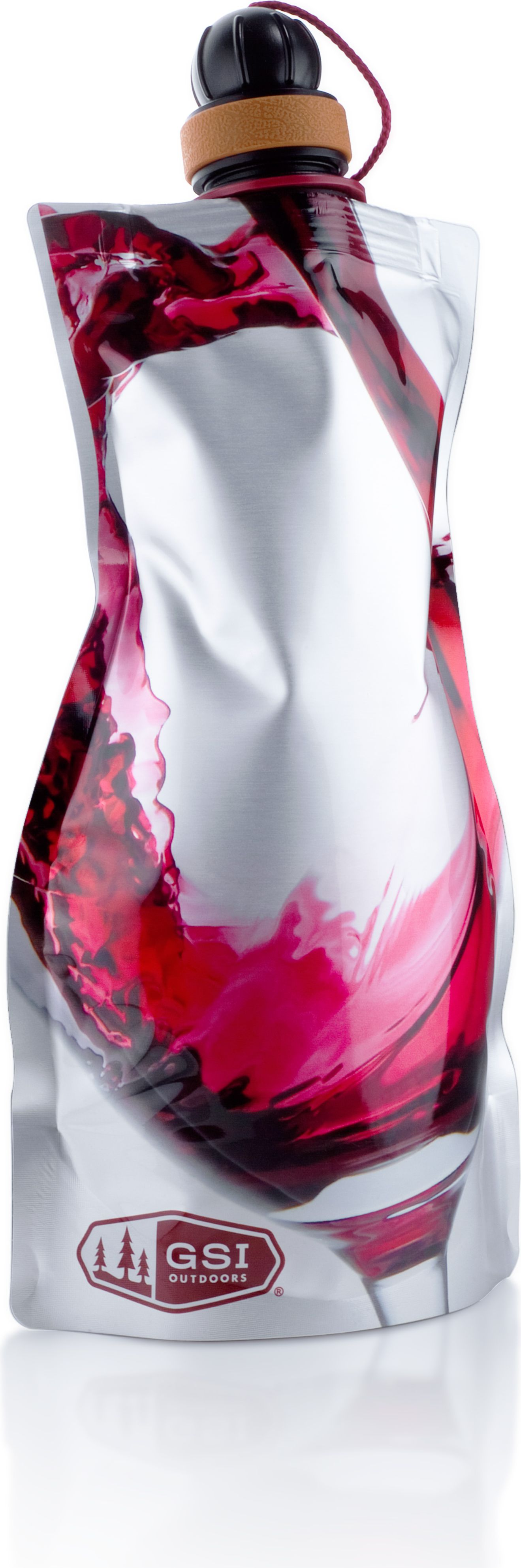 GSI Bukłak SOFT SIDED WINE CARAFE 750 ml (91100)