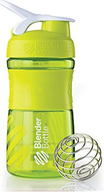 Blender Bottle Shaker do odżywek Blender Bottle SportMixer 590ml zielony - 7751
