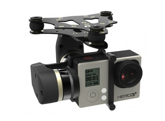 FeiYu FY-TECH G3 2-Axis Gimbal for GoPro Action Camera - 843004