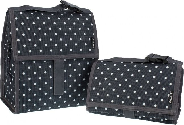 PACKiT Lunch Bag 4,4l Polka Dots (2000-0028)