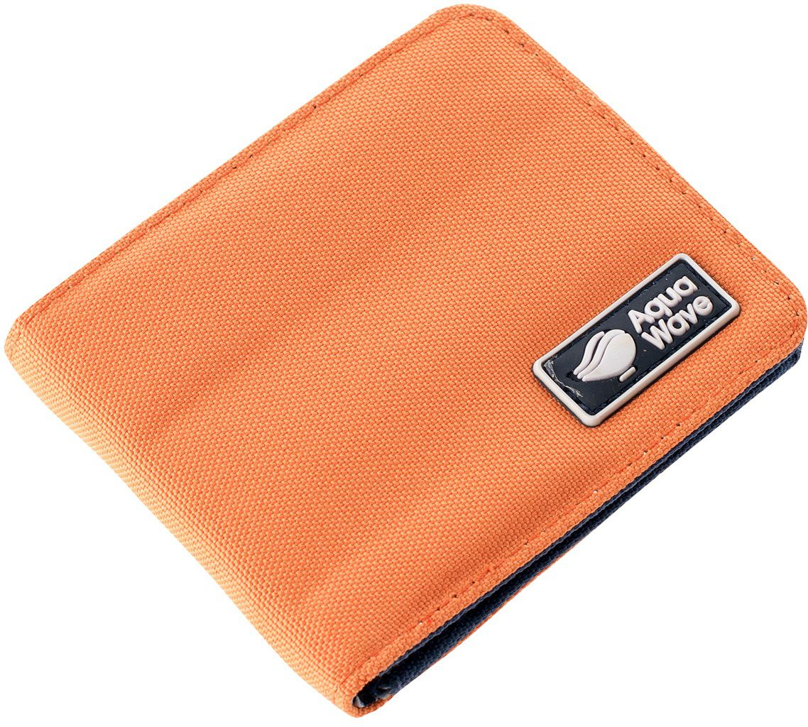 AQUAWAVE Portfel EWARD ORANGE/NAVY