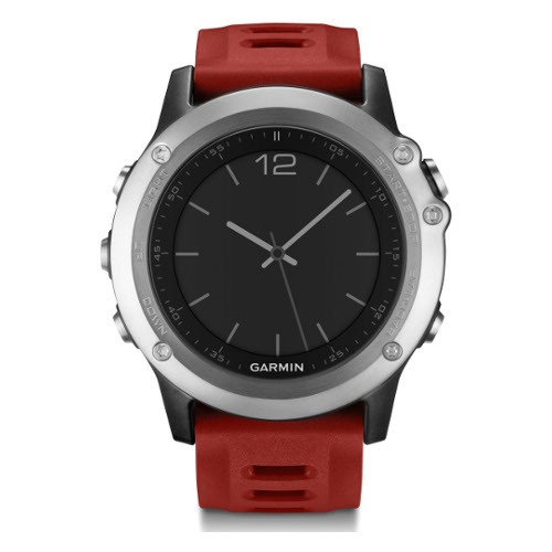 Garmin Fenix 3 Performer Bundle silver (010-01338-16)