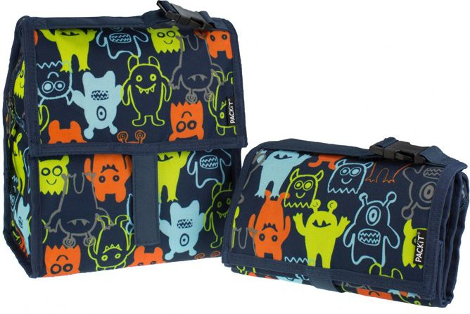 PACKiT Lunch Bag 4,4l Monsters (2000-0005)