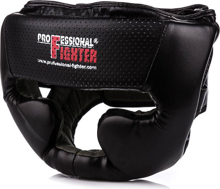 Professional Fighter Kask sparingowy Leather Head Guard Professional Fighter roz. XL (08435)