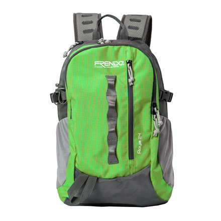 Frendo Roya 24L Backpack, Green + Rain cover (205520)