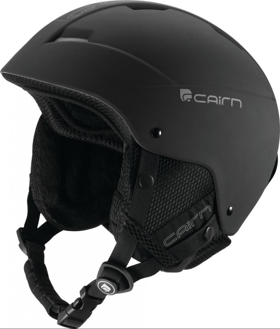 CAIRN ANDROID Kask, roz. 51/53, kolor czarny (0.60509.9.02.51/53)