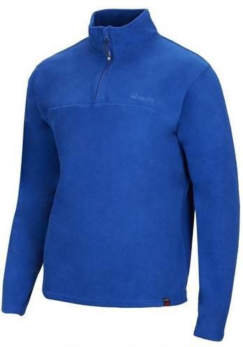 BERG OUTDOOR Bluza REID 1/2 ZIP POLAR SWEAT niebieska r. XXL (P-10-EL4322700AW14-200-XXL)