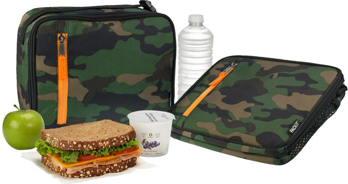 PACKiT Classic Lunch Box 4,5l Camo (2000-0014)