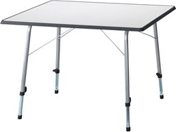 Tristar CamPart Travel Camping Table 80x60x50/70 cm Foldable Adjustable (TA-0831)