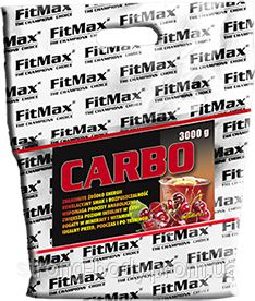 FitMax Carbo wiśnia 3kg