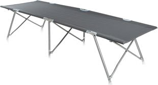 Tristar CamPart Travel Camping Bed Foldable With Storage Bag (BE-0624)