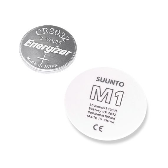 Suunto Bateria CR2032 do zegarków M1 Replacement Kit Suunto roz. uniw (SS016613000)