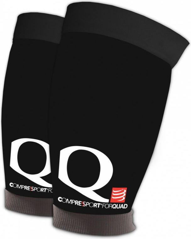 Compressport Opaski na udo Compressport Quad Black QD99 - QD99*T3