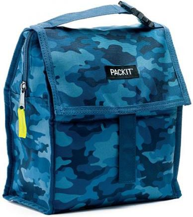 PACKiT Lunch Bag 4,4l Blue Camo (2000-0051)
