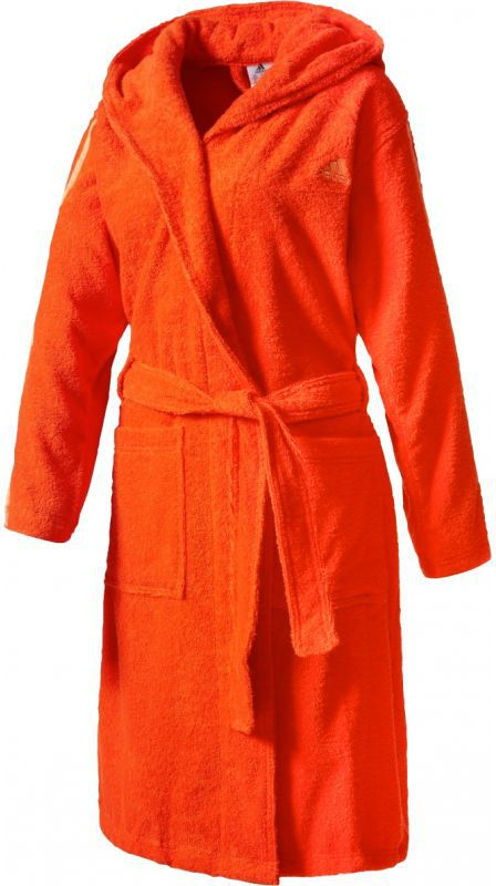 Adidas Szlafrok adidas 3 Stripes Bathrobe W BK0301 - BK0301*S