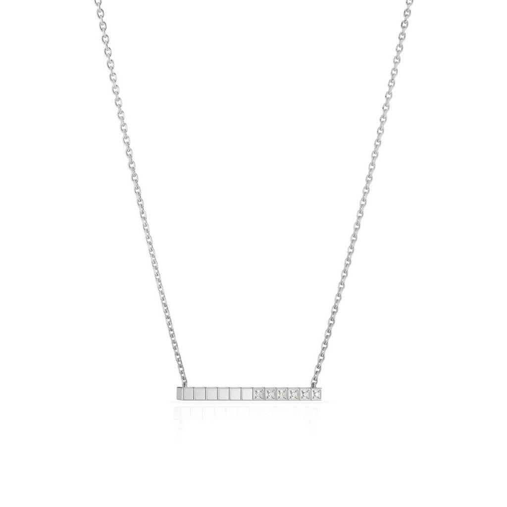 W.KRUK Naszyjnik białe złoto Chopard – ZPD/NB+35B0000