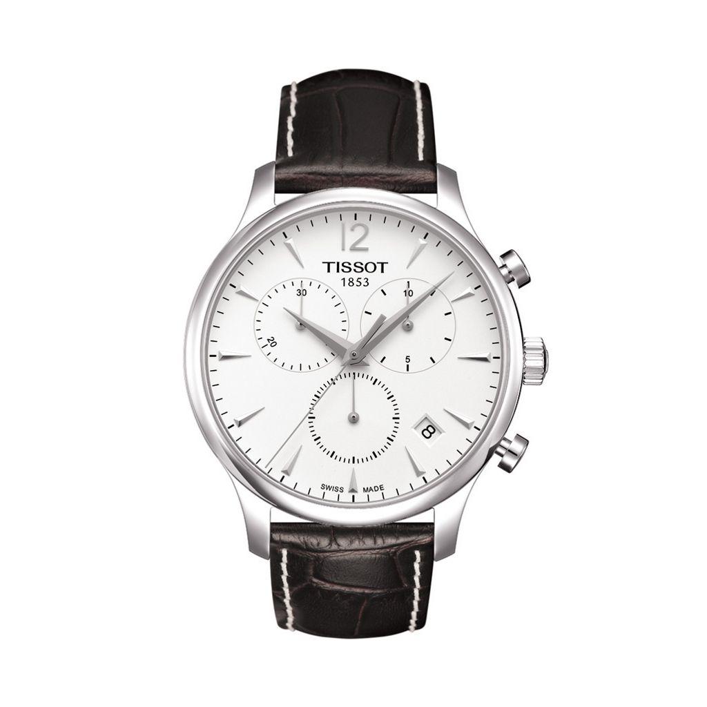 TISSOT Tradition Chronograph T063.617.16.037.00
