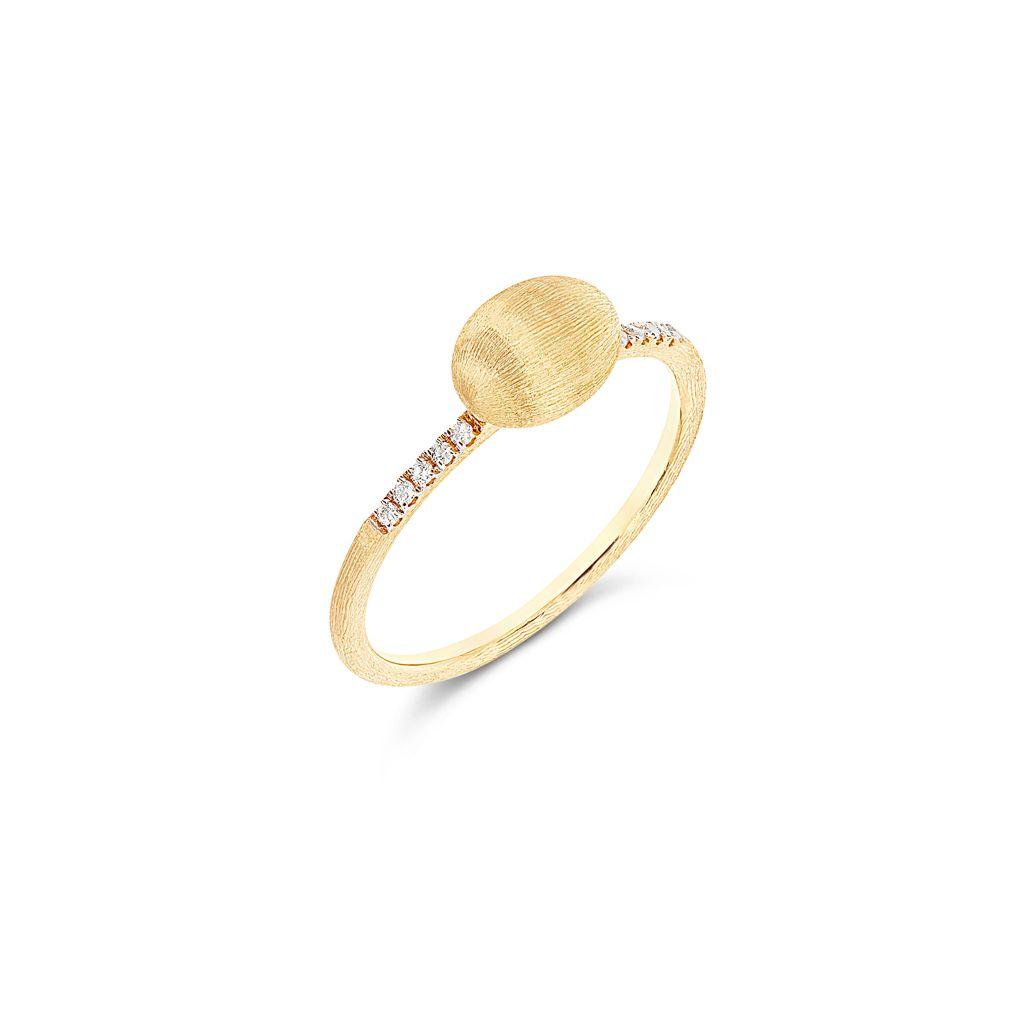 W.KRUK Pierścionek złoty NANIS – ZNA/PB+248