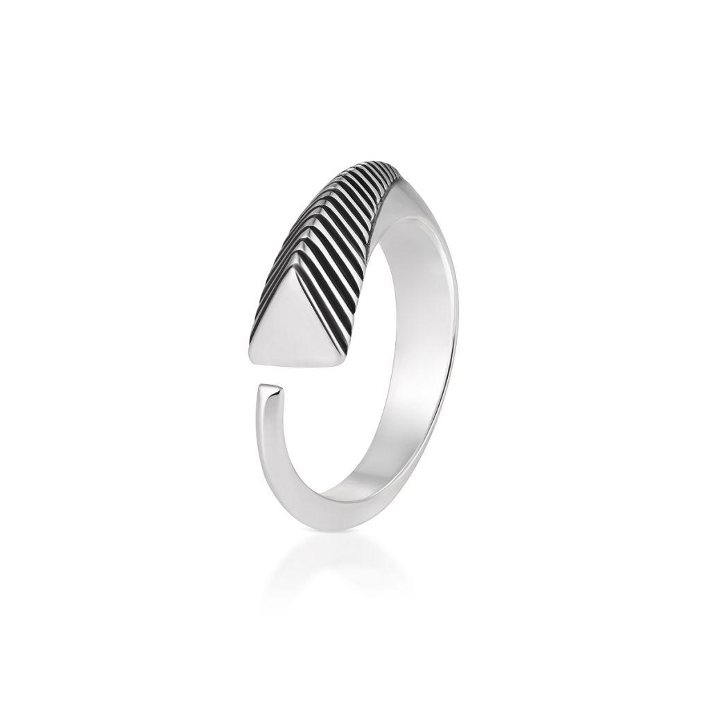 W.KRUK RABAT Pierścionek Srebrny – srebro 925 – WWK/PS1326