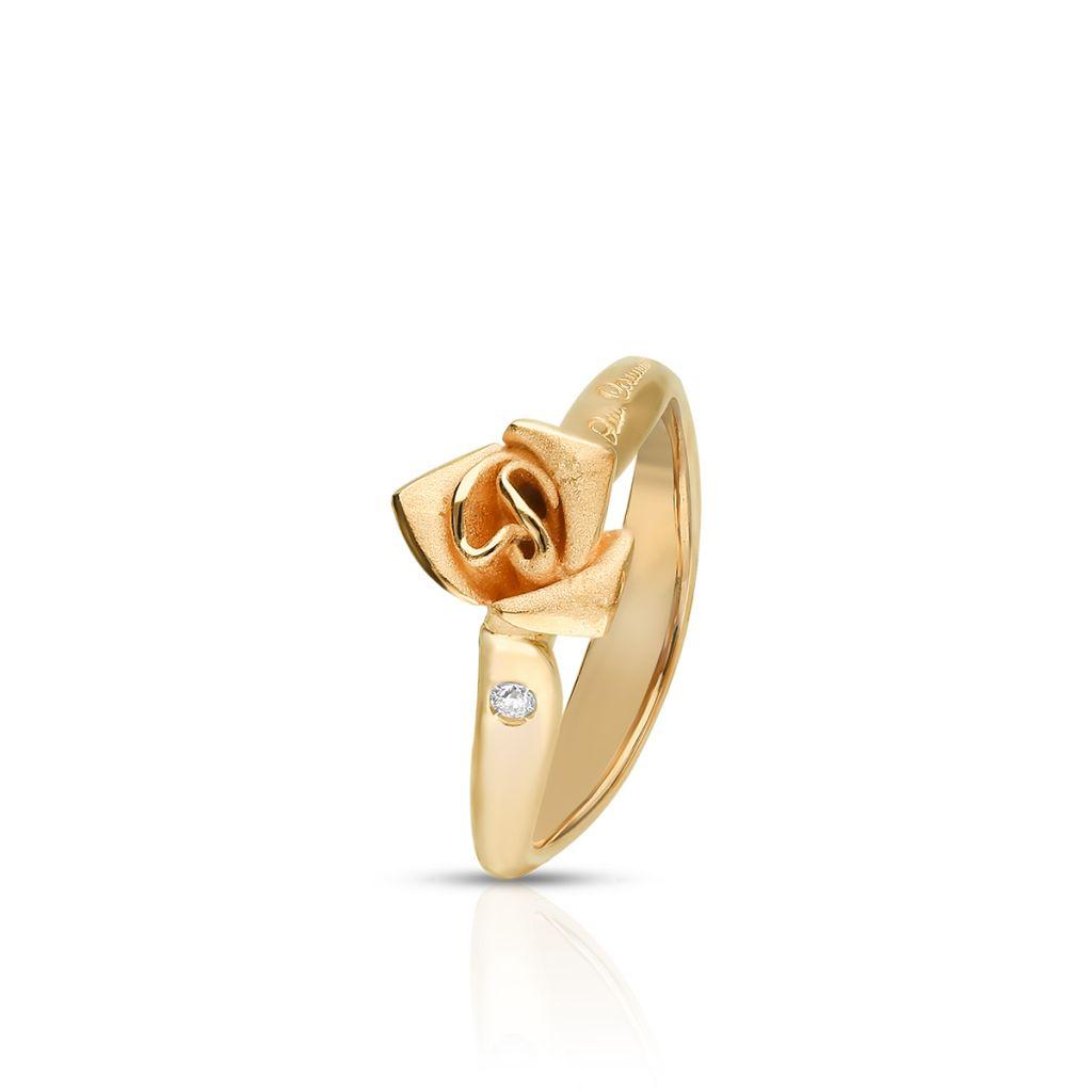 W.KRUK RABAT Pierścionek różowe złoto ANNA MARIA CAMMILLI – ZMM/PB+108R
