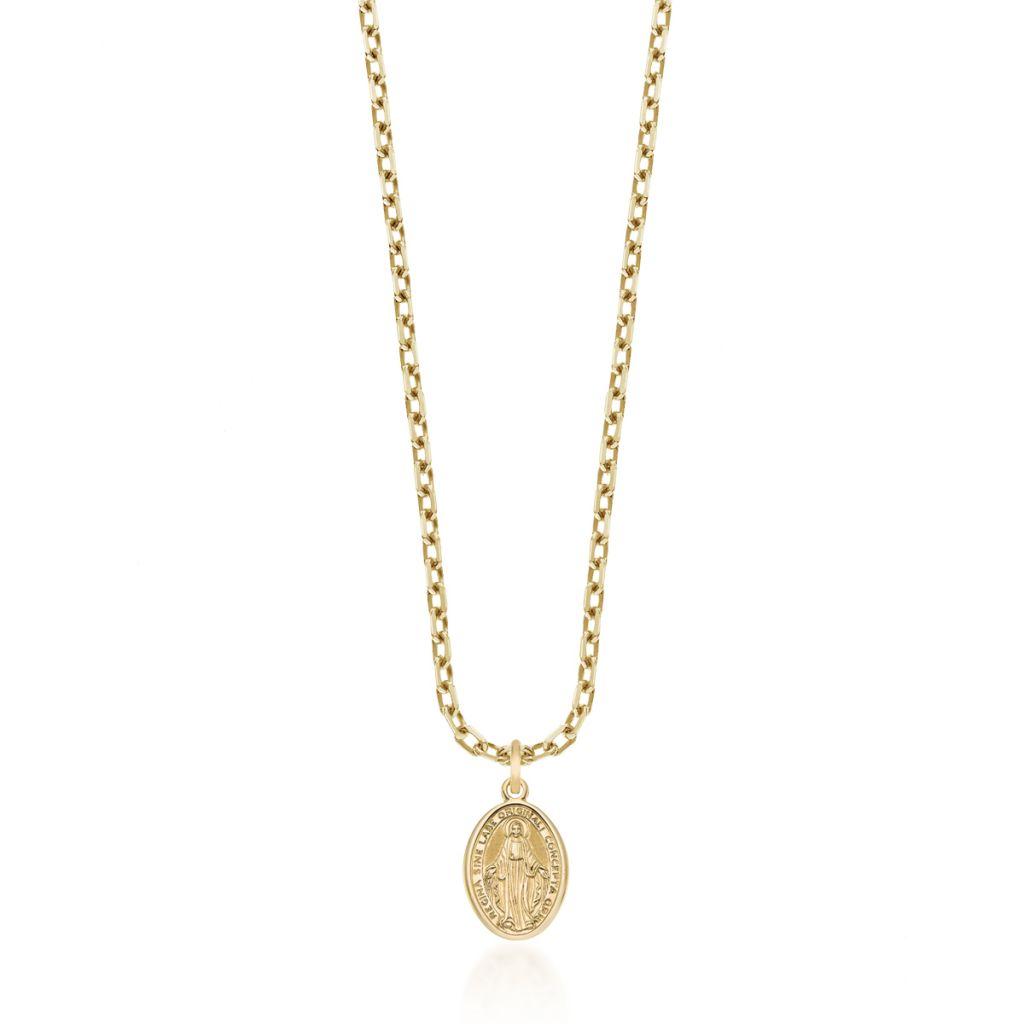W.KRUK Piękny Wisiorek Złoty – złoto 585 – ZSL/WZ50