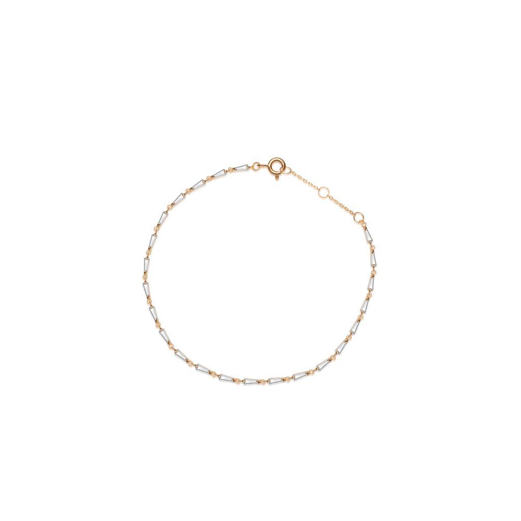W.KRUK Bransoletka Złota – złoto 375, Cyrkonia – ZIH/AC219