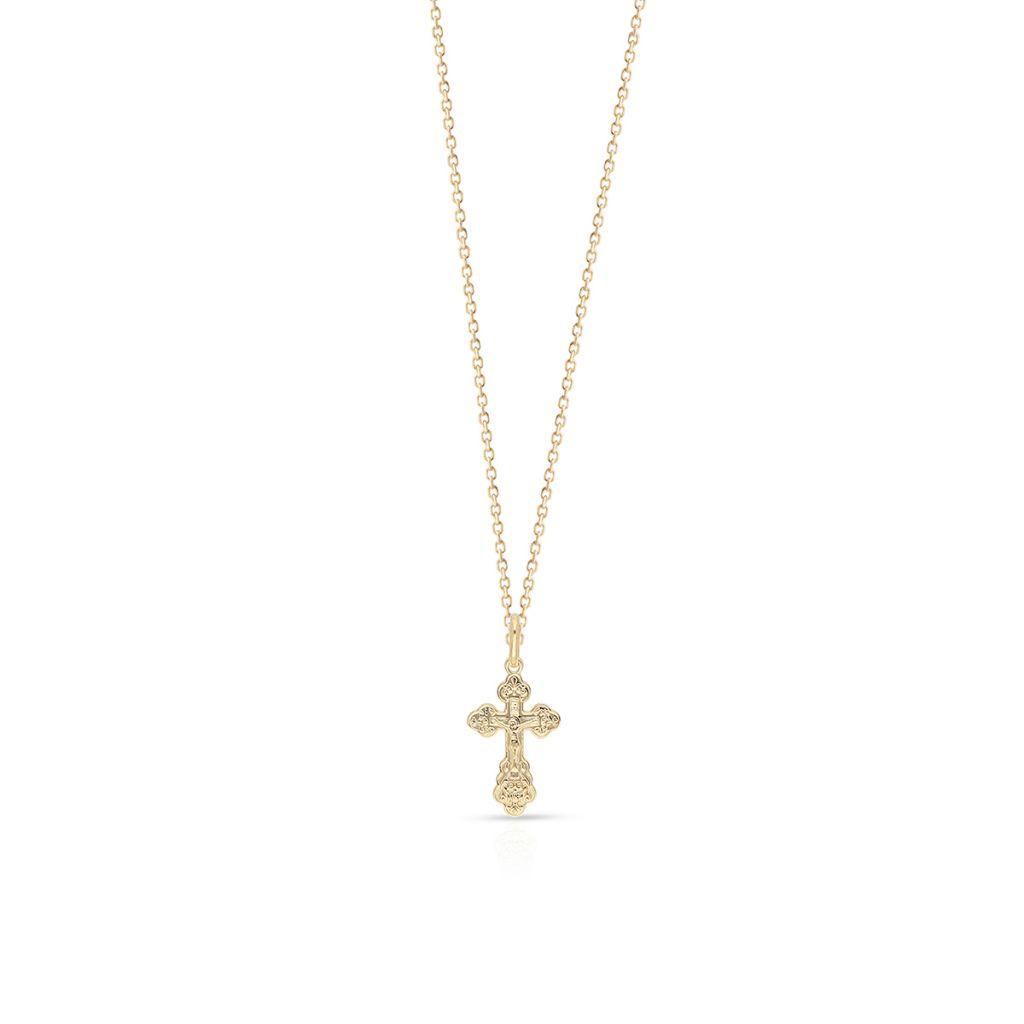 W.KRUK Unikalny Wisiorek Złoty – złoto 585 – ZIV/WZ43