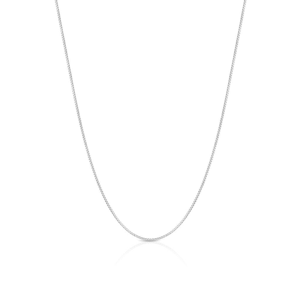W.KRUK Zjawiskowy Łańcuszek Srebrny – srebro 925 – WWK/L051