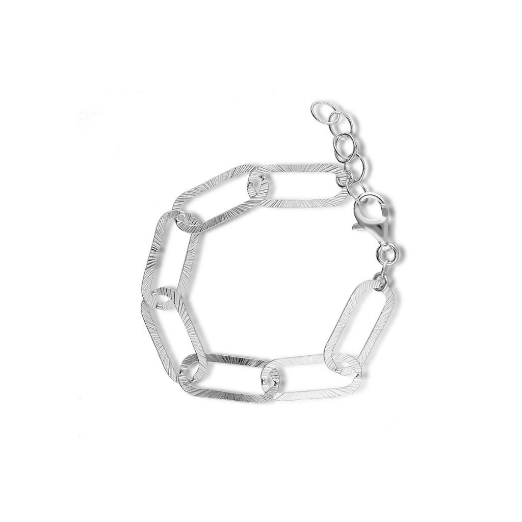 W.KRUK Piękna Srebrna Bransoletka – srebro 925 – SSX/AS395