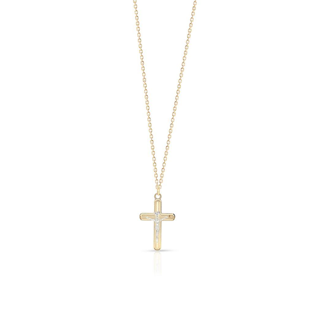 W.KRUK Unikalny Złoty Wisiorek – złoto 585 – ZIV/WZ44BK