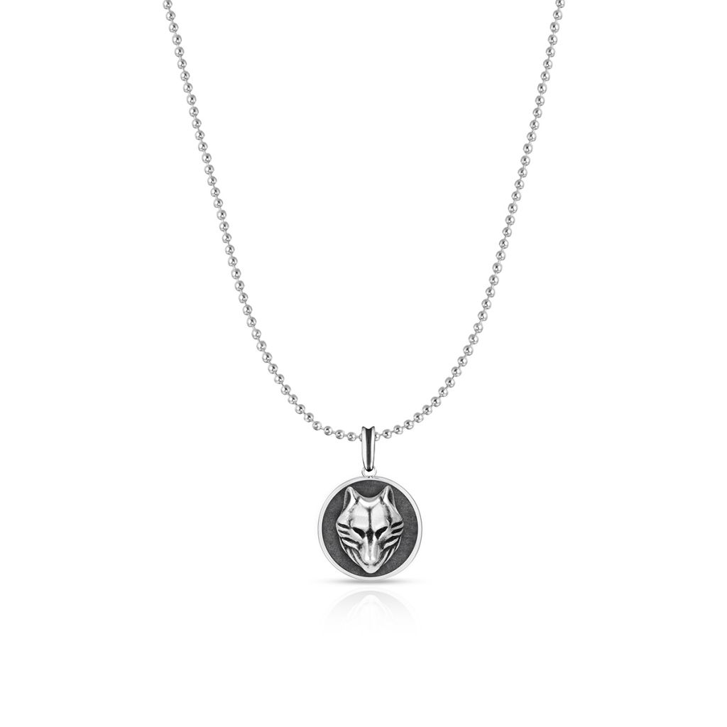 W.KRUK Wyjątkowy Srebrny Wisiorek – srebro 925 – WWK/WS1505