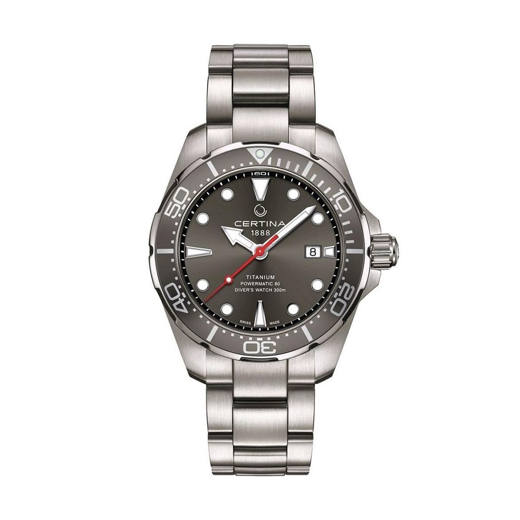 CERTINA ZEGAREK DS Action Diver Powermatic 80 C032.407.44.081.00
