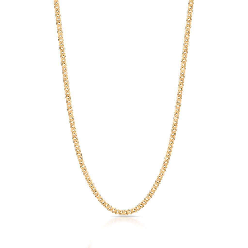 W.KRUK Łańcuszek Złoty – złoto 375 – ZUN/LP402