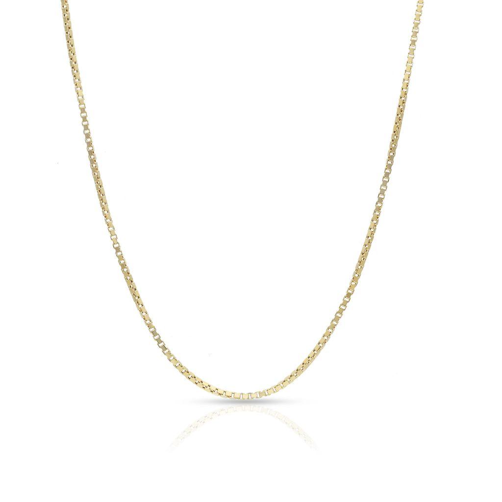 W.KRUK Unikalny Złoty Łańcuszek – złoto 585 – ZSI/LB03