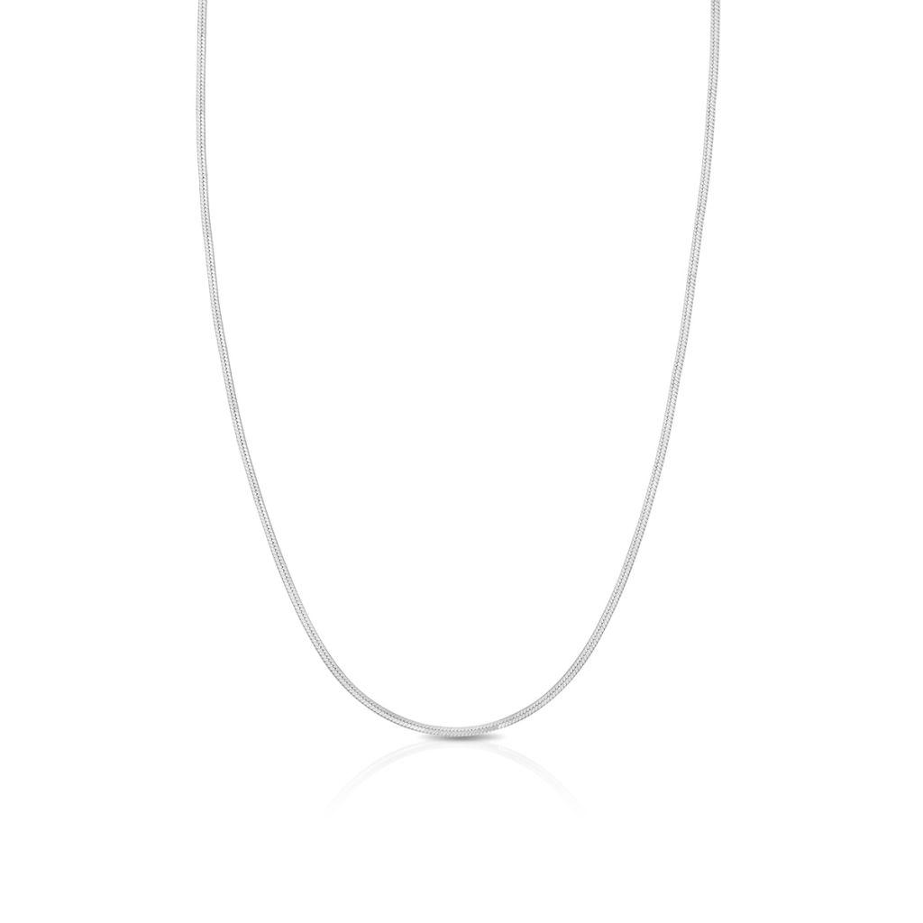 W.KRUK Zjawiskowy Łańcuszek Srebrny – srebro 925 – SCR/LS016