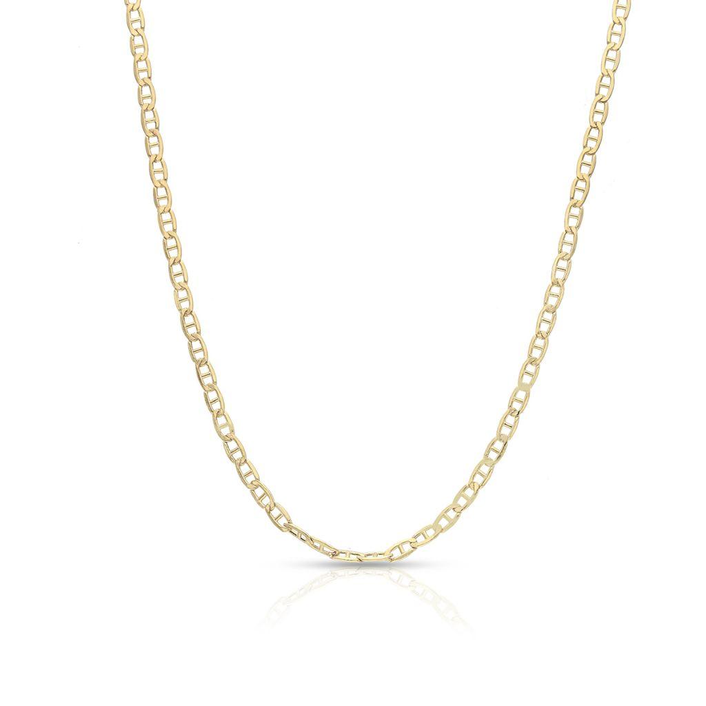 W.KRUK Wspaniały Łańcuszek Złoty – złoto 585 – ZSI/LV02